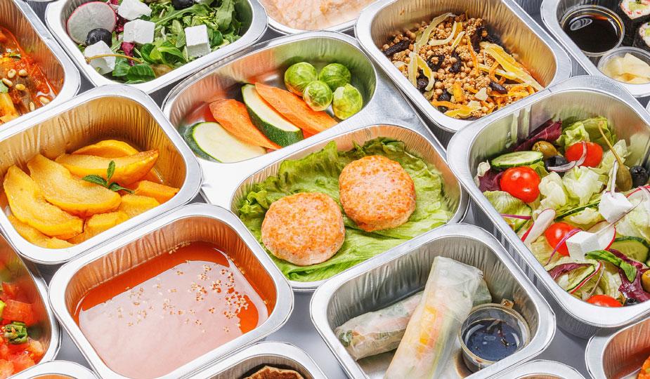 Diät Lüge viele kleine Mahlzeiten
