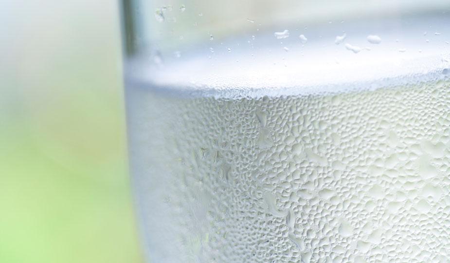 Diät Lügen kaltes Wasser
