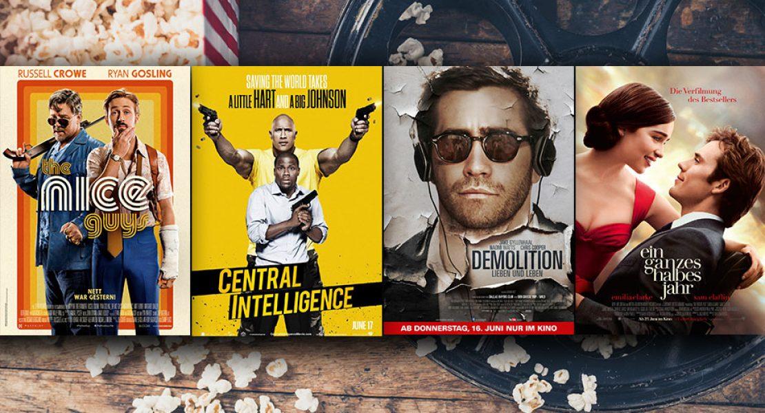 Kinotipps im Juni 2016