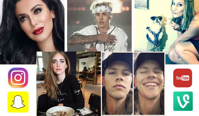Social Media Stars