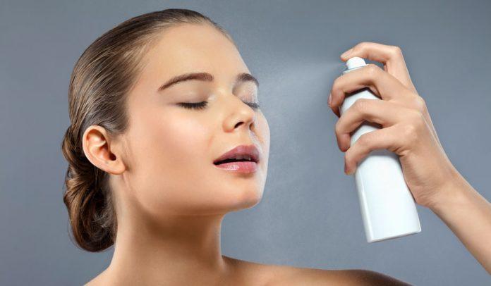 Sommer Body Splash Sprays