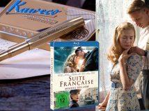 Verlosung zum Heimkinostart von SUITE FRANCAISE – Melodie der Liebe