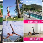 Fitness Girls Instagram Accounts