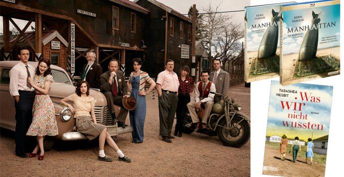Modezeitreise in die 40er Jahre mit der US-Serie MANH(A)TTAN