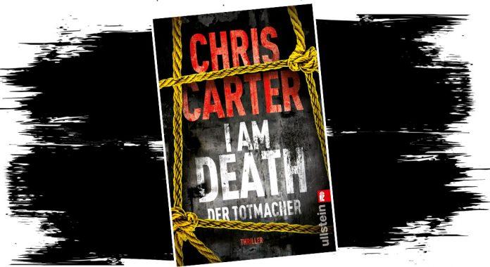 Buchtipp: I Am Death. Der Totmacher von Chris Carter