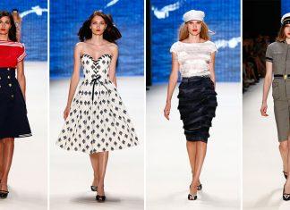 Lena Hoschek Fashion Week SS2017