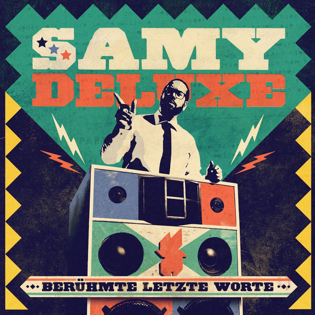 Samy Deluxe Berühmte letzte Worte Album
