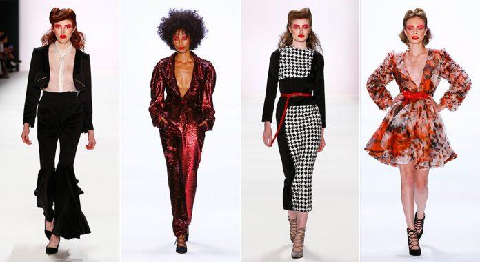 Thomas Hanisch Fashion Week SS 2017