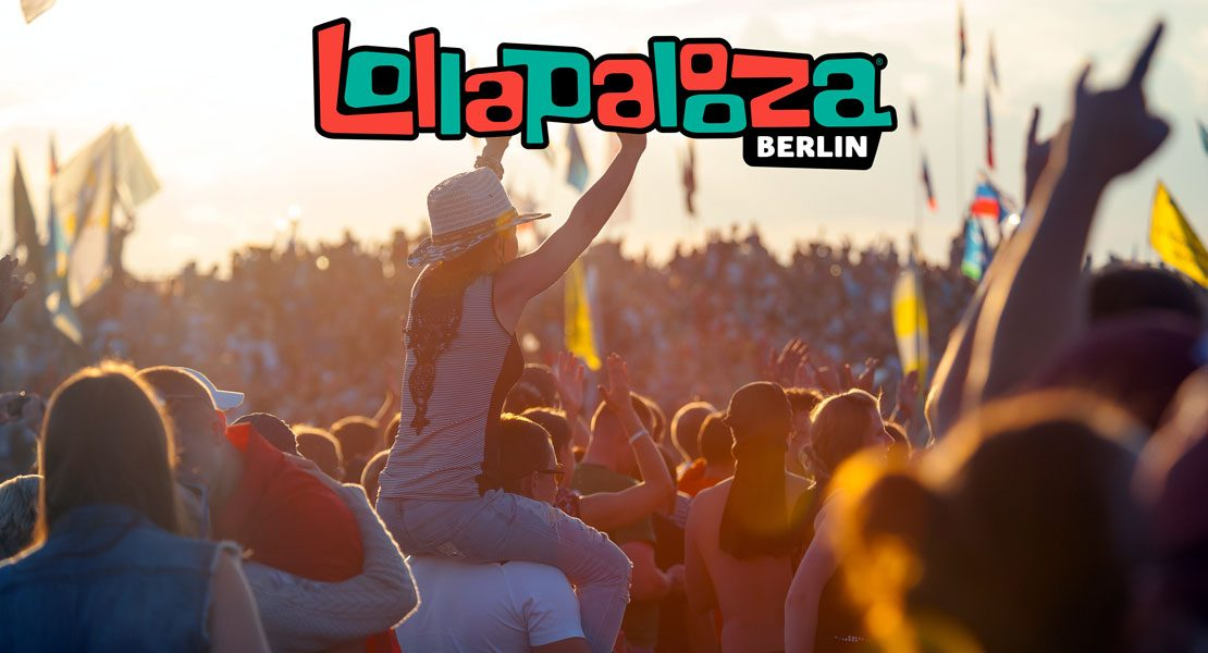 Eventtipp: Lollapalooza Festival 2016 in Berlin