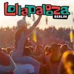 Lollapalooza Festival 2016 in Berlin