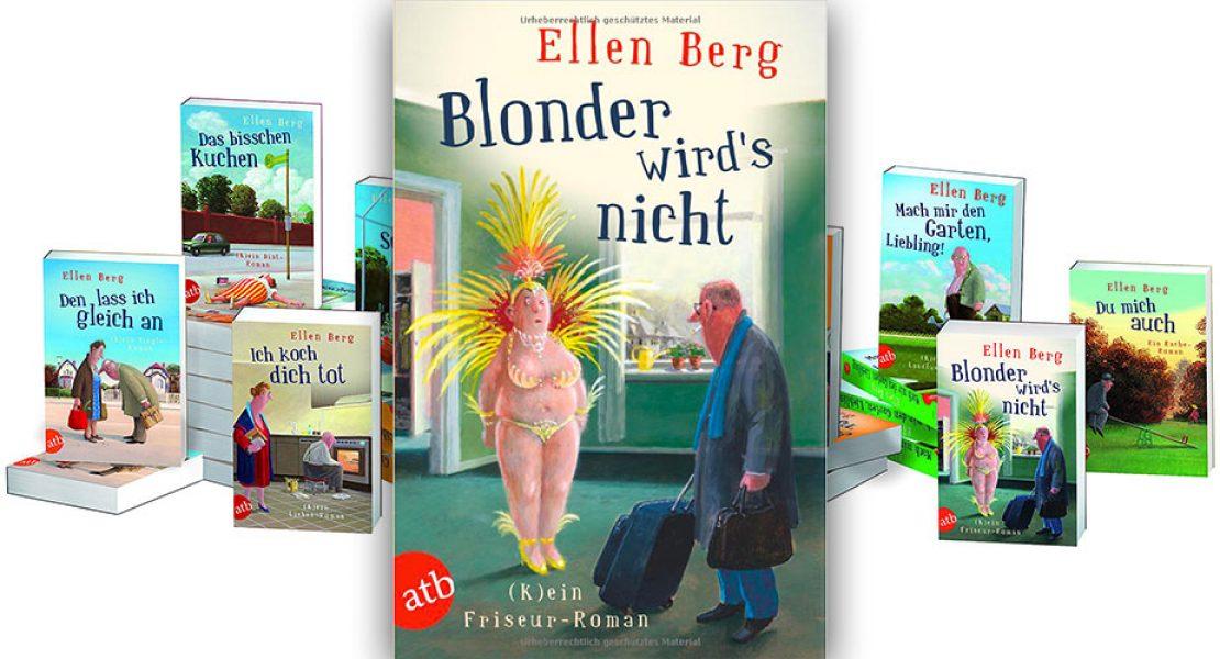 Buchtipp: Blonder wird's nicht