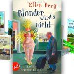Blonder wird's nicht Ellen Berg