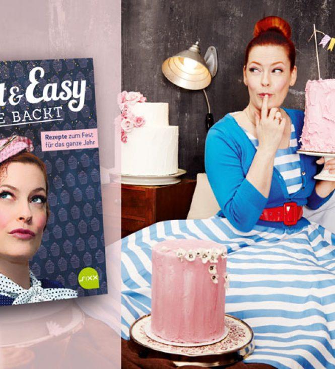 """Gewinnspiel zur Buch-Erscheinung von """"Sweet & Easy – Enie backt"""""""