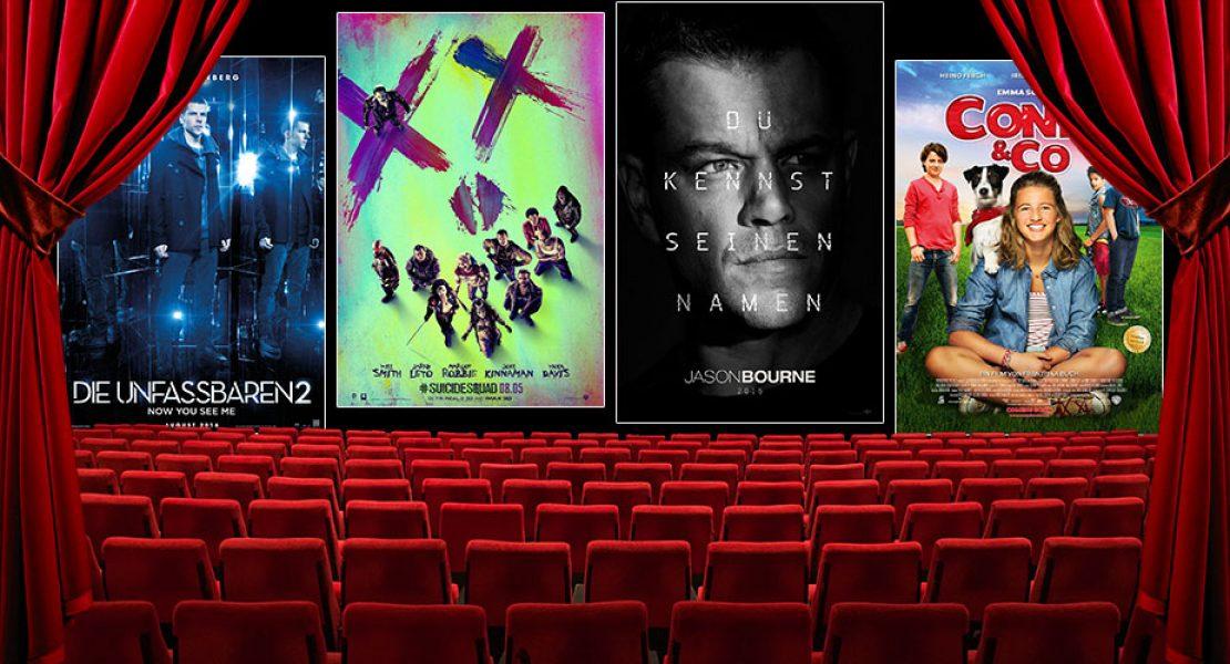 Filmtipps im August 2016