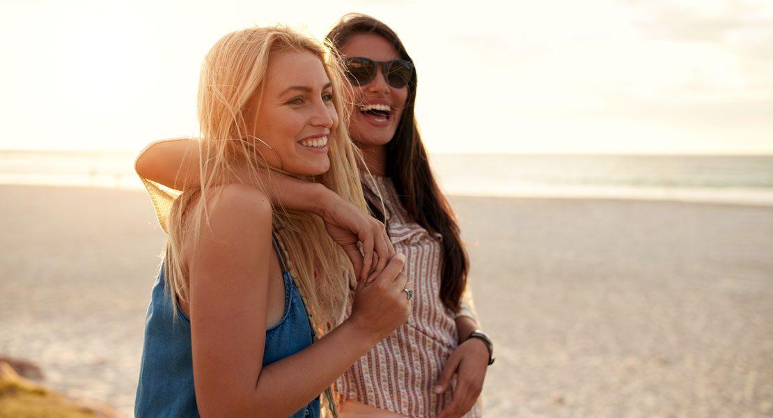 Freundinnen  für  immer! So funktioniert Freundschaft auf Distanz