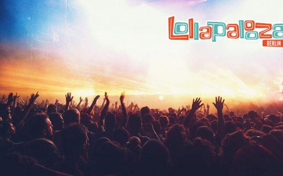 Eventtipp: Lollapalooza Festival 2016 in Berlin