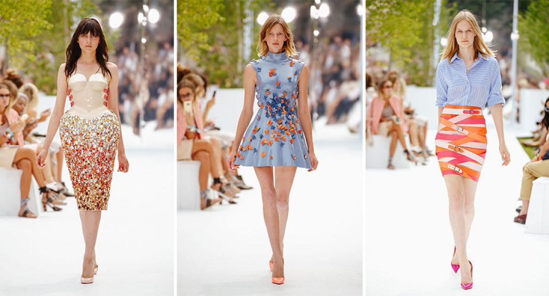 Marina Hoermanseder präsentiert ihre Spring/Summer 2017 Kollektion