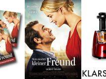 Gewinnspiel zum Kinostart von MEIN ZIEMLICH KLEINER FREUND