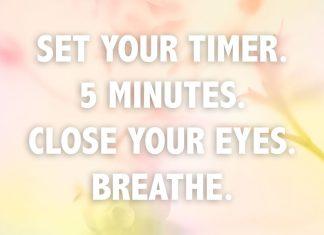 5x5 Minuten für dich