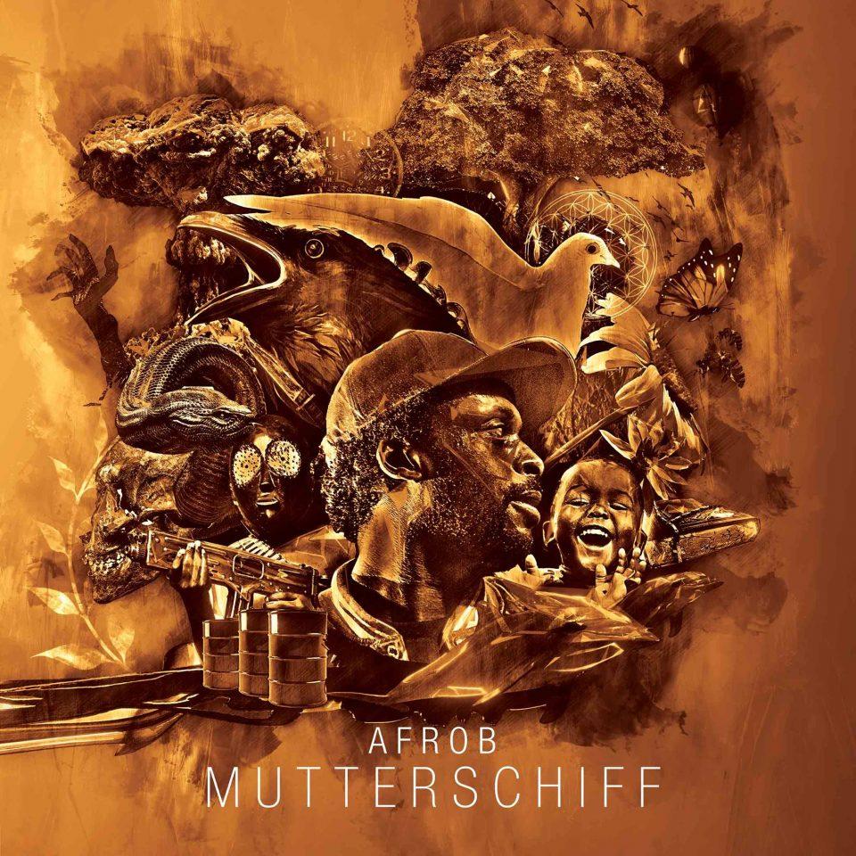 Album Afrob Mutterschiff