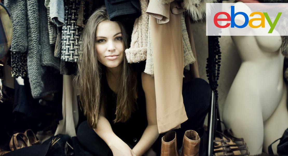 Ein aufgefrischter Kleiderschrank dank eBay
