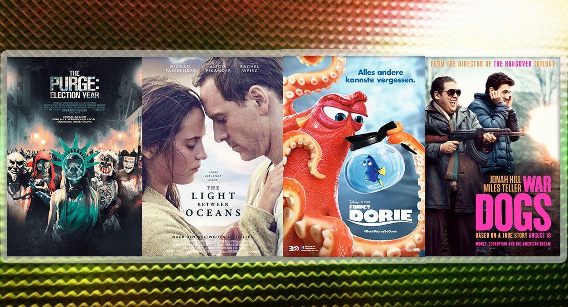 Kinotipps im September 2016