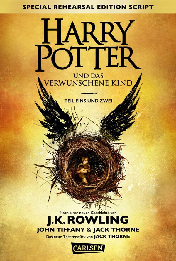 Buchtipp: Harry Potter  und das verwunschene Kind