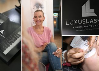 LuxusLashes: Natascha Ochsenknecht im Interview
