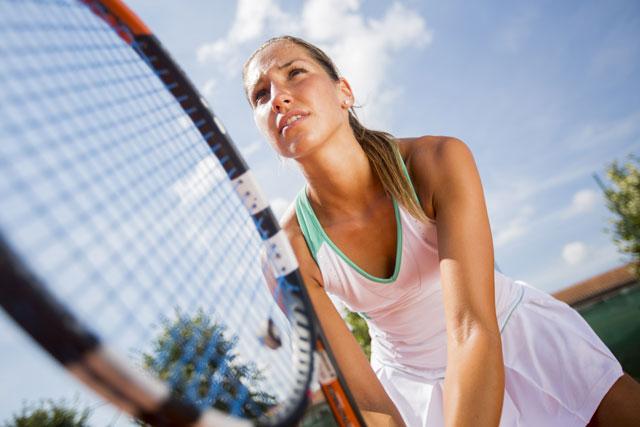 Tennis Figur
