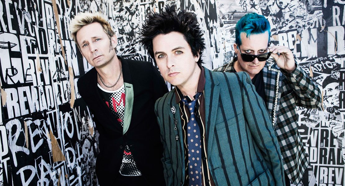 Eventtipp: Green Day – Revolution Radio Tour