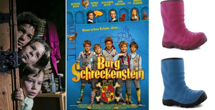 Gewinnspiel zum Filmstart von BURG SCHRECKENSTEIN