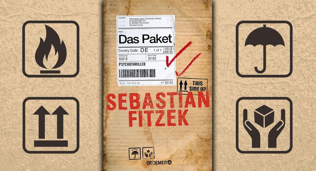 Buchtipp: Das Paket von Sebastian Fitzek