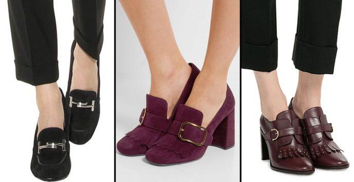 High-Heeled Loafers: Die Wiedergeburt des Klassikers