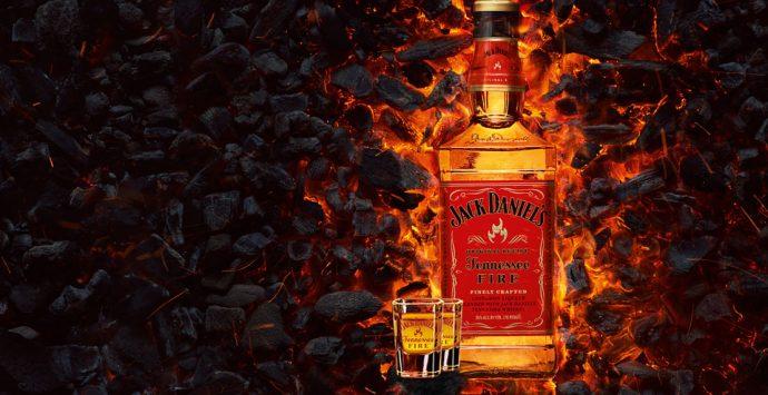 JACK DANIEL'S TENNESSEE FIRE in origineller Verpackung zu gewinnen!