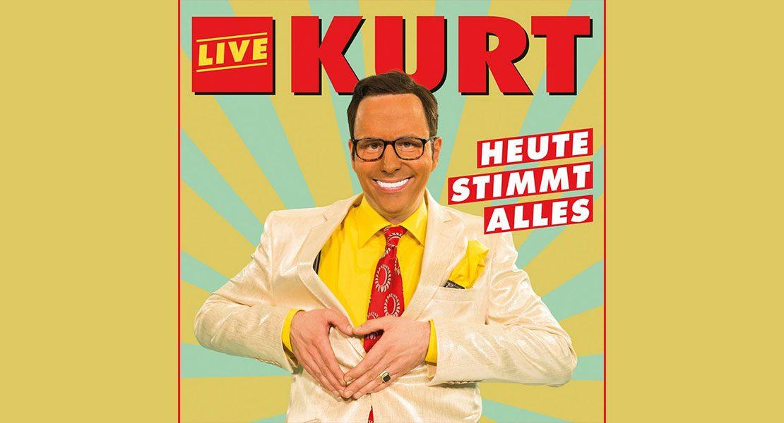 Eventtipp: Kurt Krömer – Heute stimmt alles-Tour