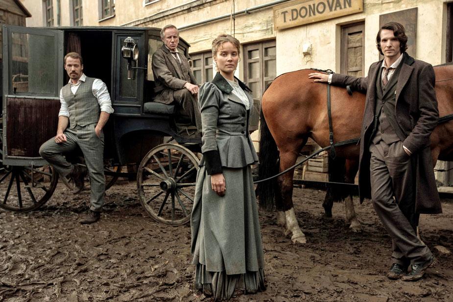 Sonja Gerhardt in Jack The Ripper