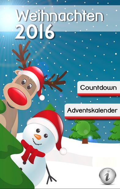 Adventskalender App
