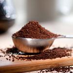 Beauty Hack Kaffeepulver