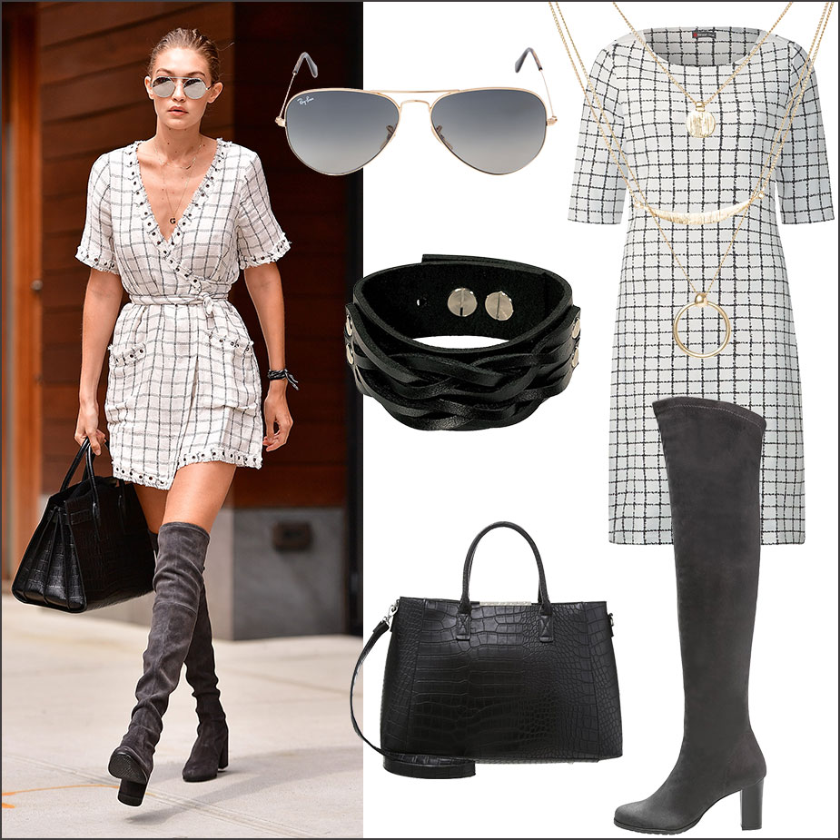 Star Style: Gigi Hadid