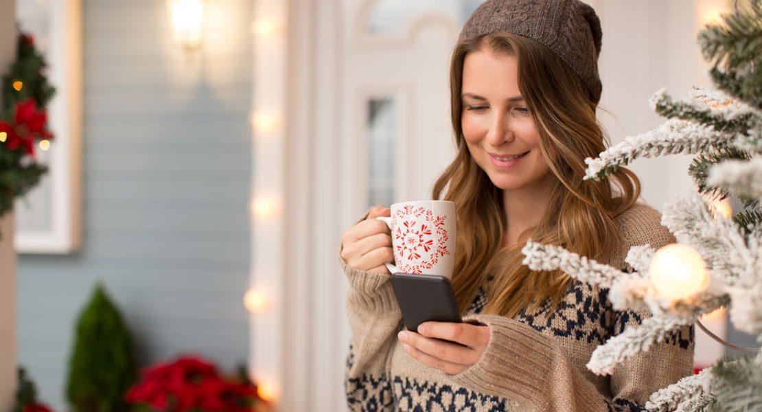 Die 10 schönsten Apps für die Weihnachtszeit