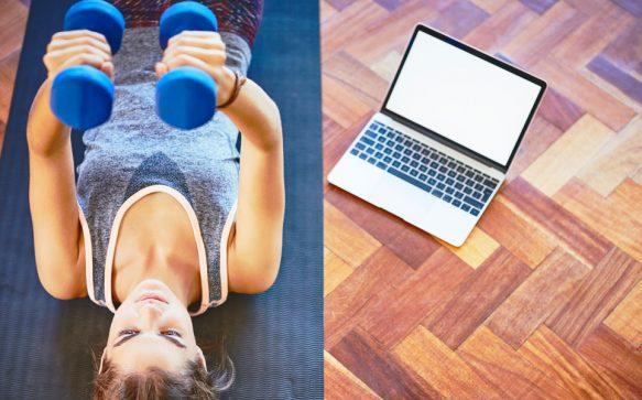 Dein 30  Minuten Full Body  Workout für eine tolle Figur
