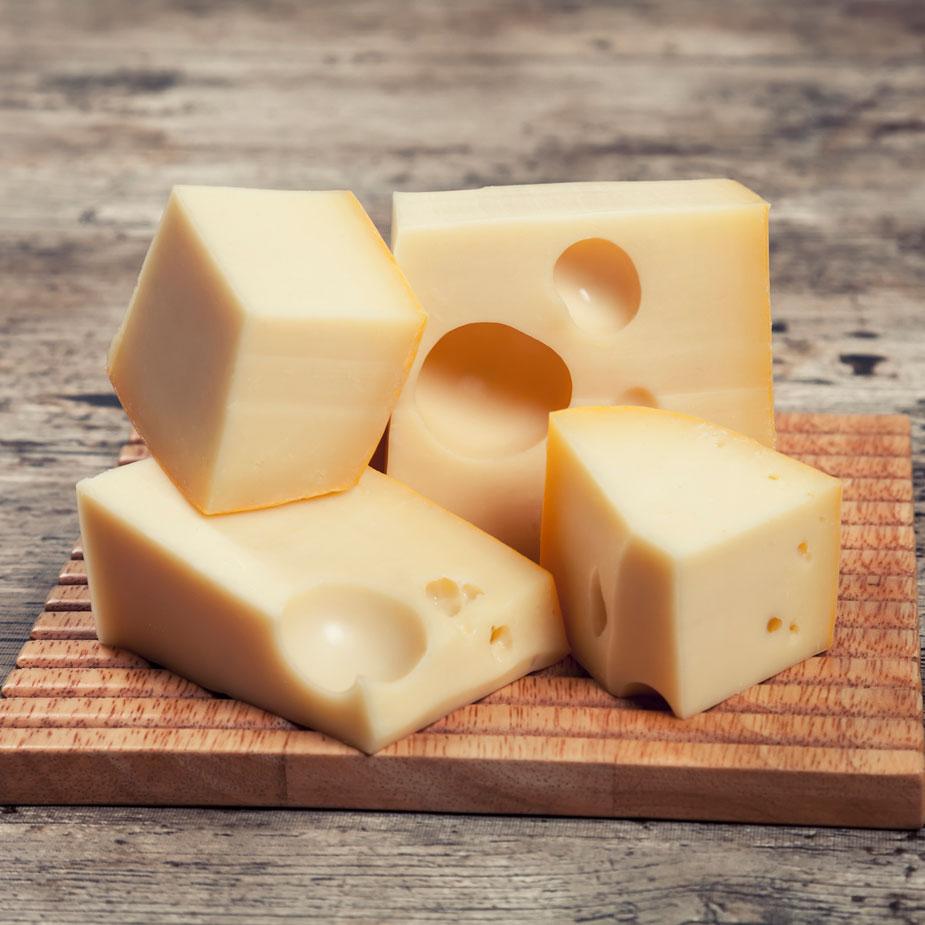 Heißhunger auf Käse