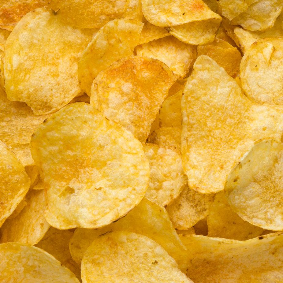 Heißhunger auf Salziges