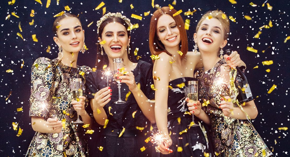 Strahlend ins neue Jahr – Dein perfektes Silvester Make-up