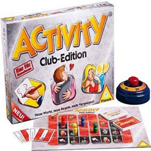 Activity - Club Edition ab 18 Jahren