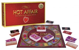 A Hot Affair