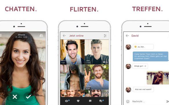 Jaumo:  Die Dating-App zum Verlieben