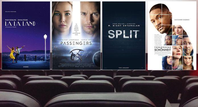 Kinotipps im Januar 2017