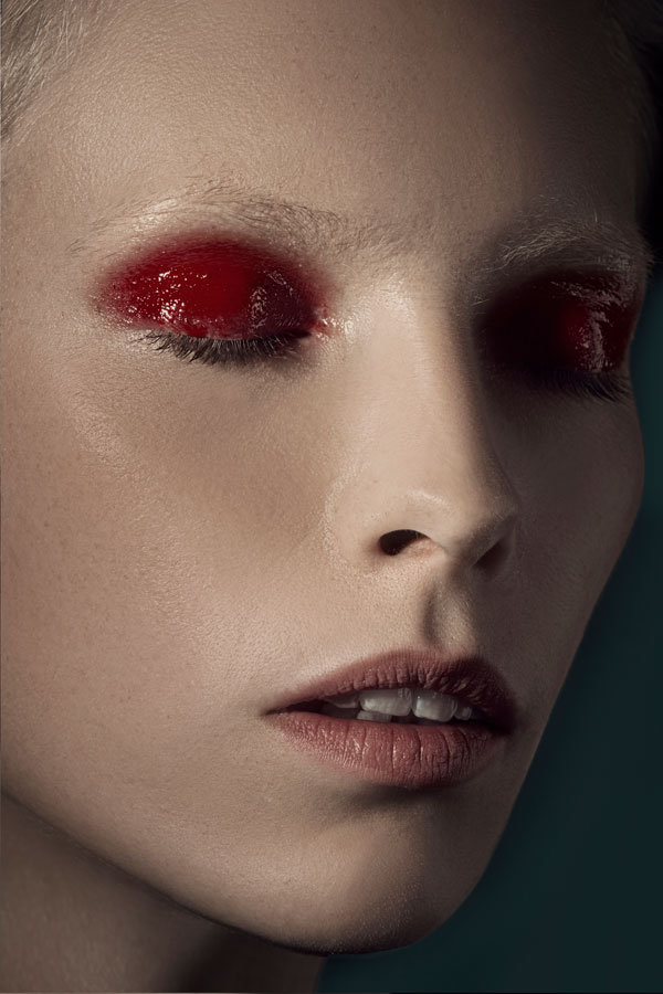 Beauty Editorial Manouche von Bernhard Musil