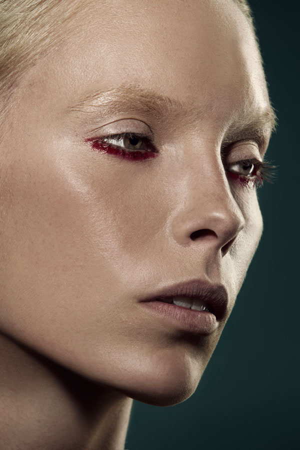 Beauty Editorial Manouche von Bernhard Musil